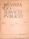 Capa da Revista do Servi�o P�blica, 71 - 1